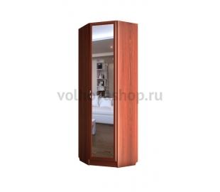 Шкаф угловой однодверный с зеркалом